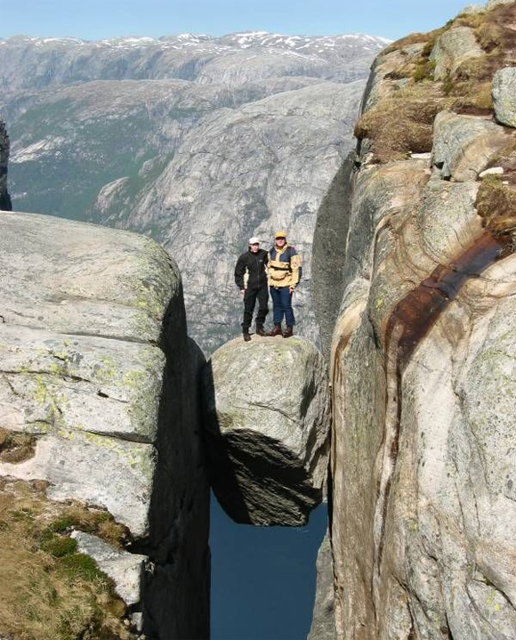 norway rocks Preikestolen – an amazing Norwegian attraction