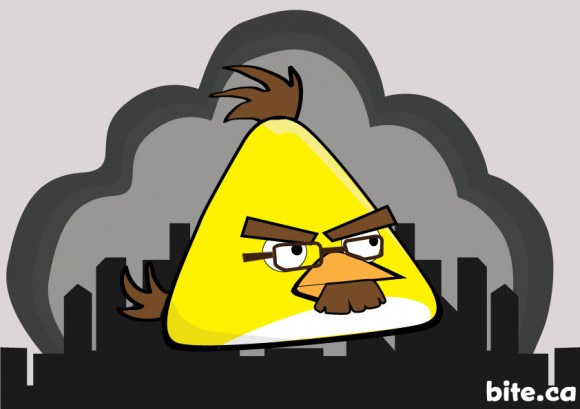 angry birds commissioner gordon Watch Out For Angry Batbirds