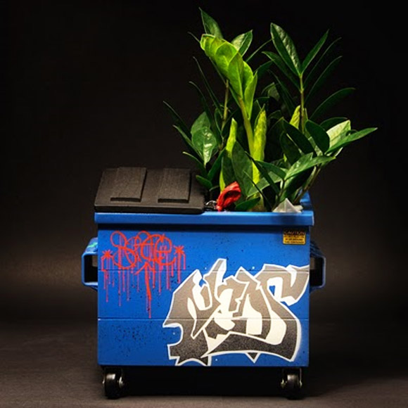 blue-graffiti-dumpster