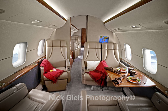 privatejet Photos From The Inside Of Most Luxurious Private Jets