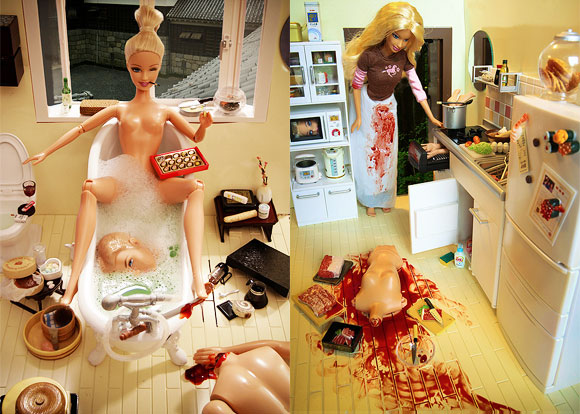 barbie killer4 Meet Barbie The Serial Killer